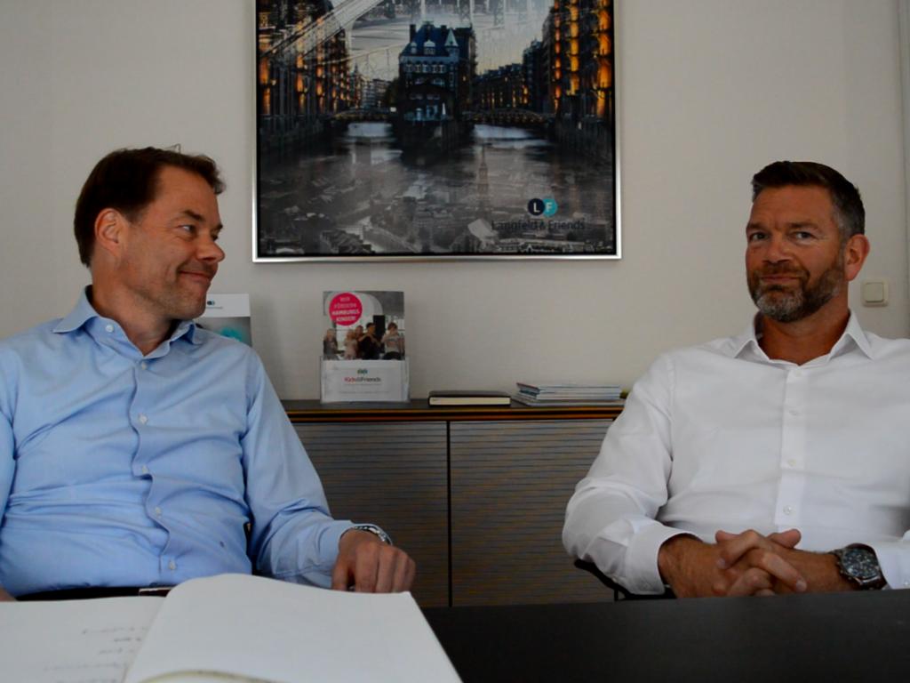 Langfeld & Friends Talk - Thomas und Matthias im Gespräch über den Finanzmarkt