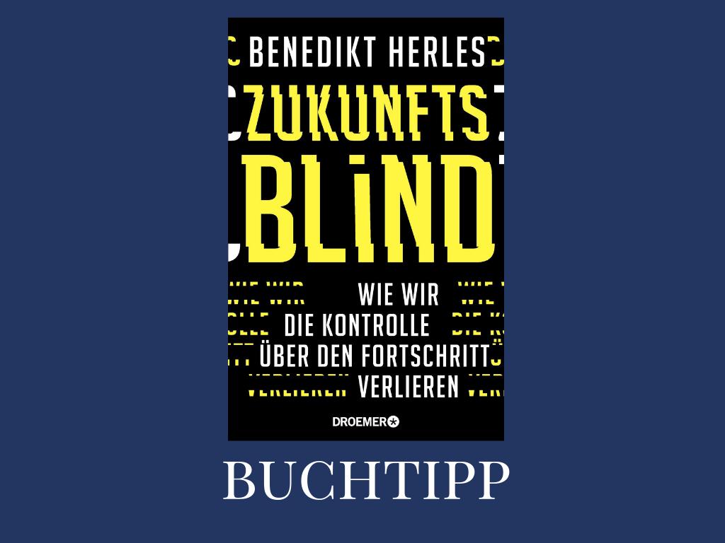Buchtipp: Zukunftsblind