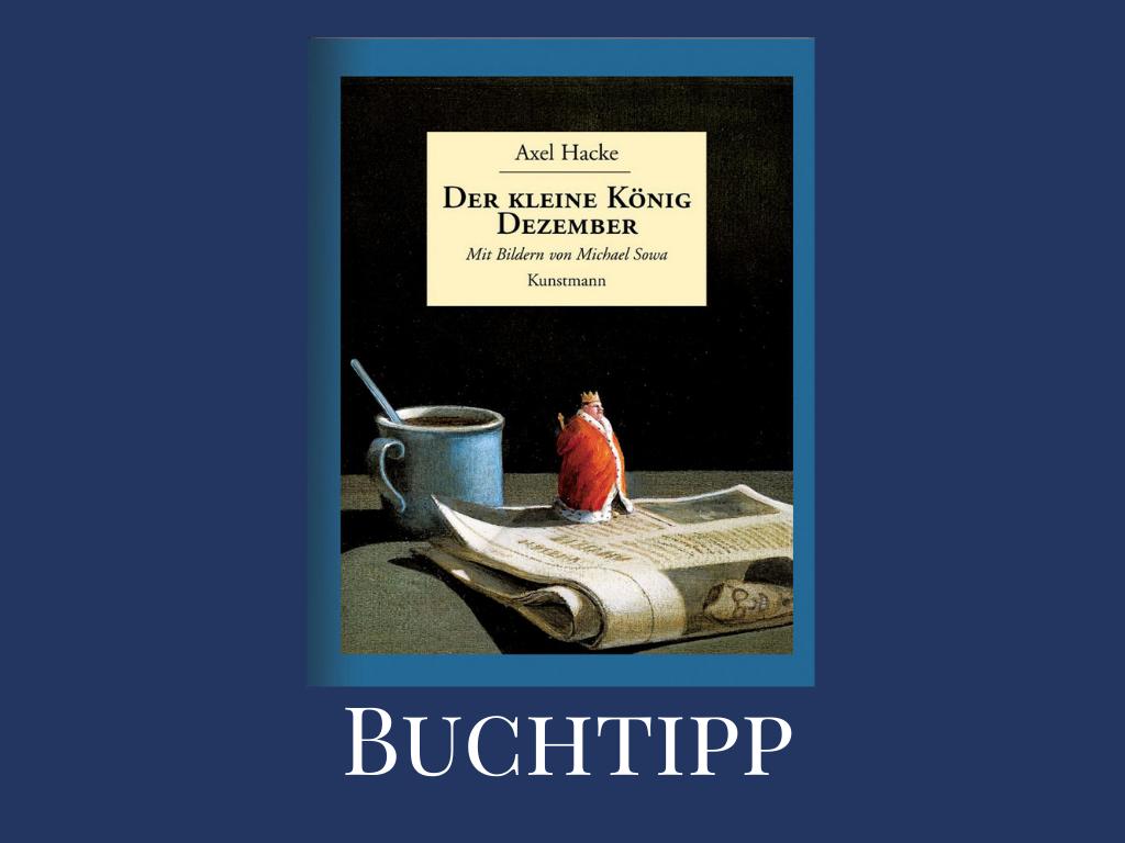"""Buchtipp: """"Der kleine König Dezember"""""""