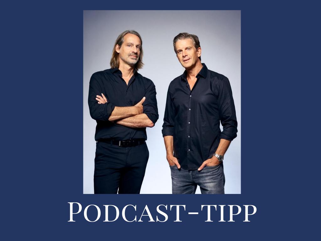 "Podcast-Tipp: M. Lanz & R. D. Precht zum Thema ""Arbeit"""